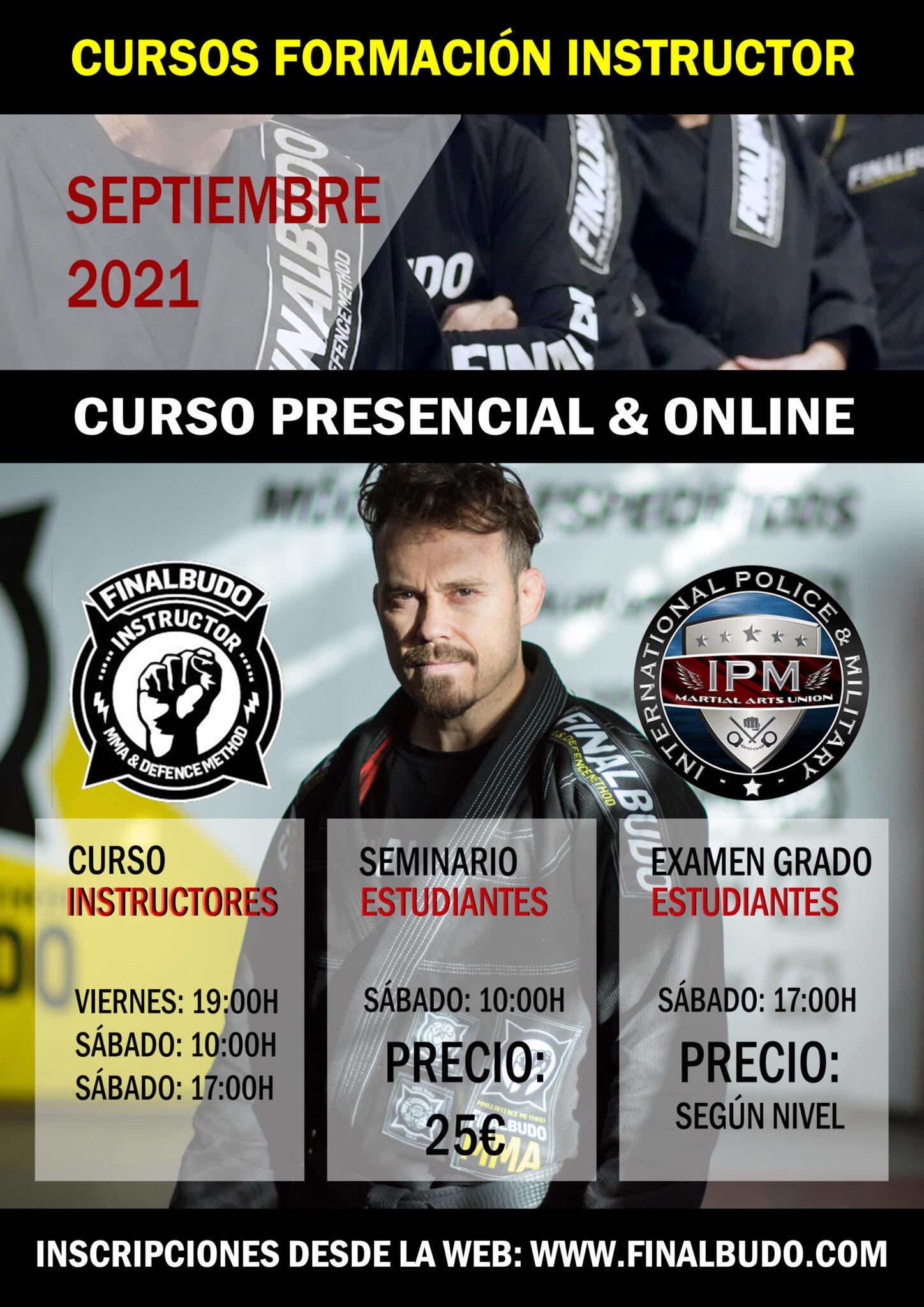 DEPARTAMENTO FINALBUDO MMA & DEFENCE METHOD ROLAND MADRID